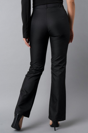 Pantaloni Flared Embellished Suit Pants [2]