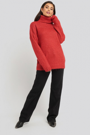 Folded Oversized Knitted [2]