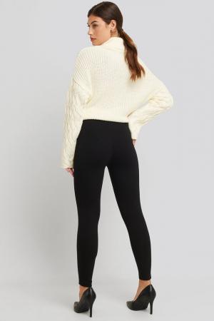 Pantaloni Front Seam Jersey [3]