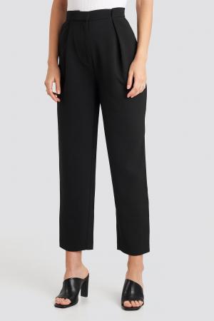 Pantaloni Gathered Waist Suit3