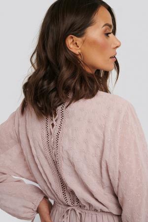 Rochie Lace-Up Back Mini P3
