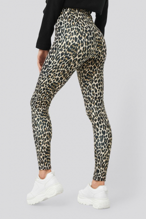 Pantaloni Leopard Print [1]