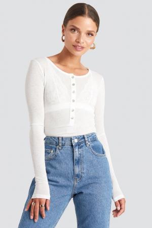 Bluza Light Button Up Long Sleeve [0]