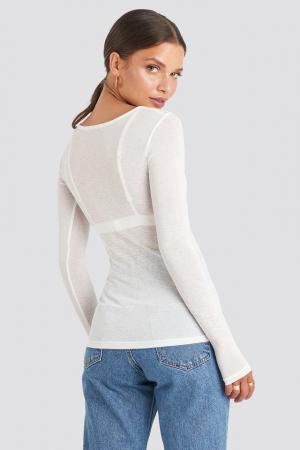 Bluza Light Button Up Long Sleeve [1]