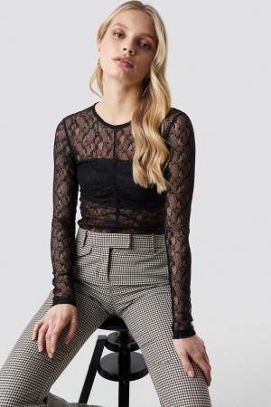Bluza Long Sleeve Lace0