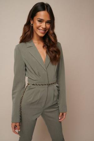 Salopeta Long Sleeve Suit [1]