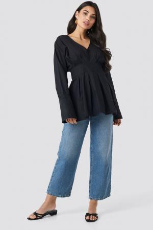 Bluza Marked Waist Oversized1