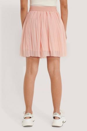 Fusta Mini Pleated Skirt1