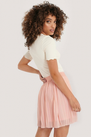 Fusta Mini Pleated Skirt3