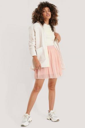 Fusta Mini Pleated Skirt4
