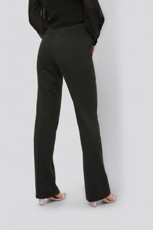 Pantaloni Waist Detail Bootcut [2]
