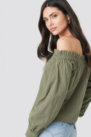 Bluza Off Shoulder Structured1