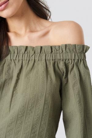 Bluza Off Shoulder Structured3