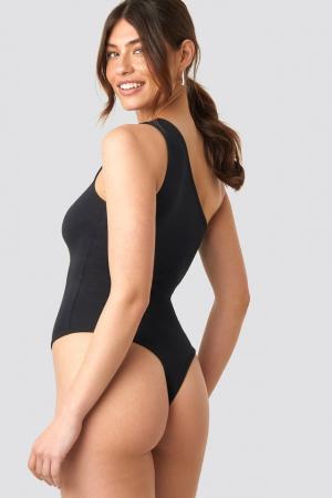 One Shoulder Singlet Body1