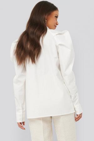 Camasa Puff Shoulder [3]