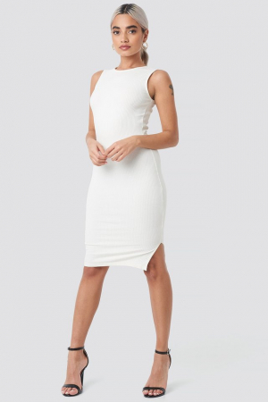 Rochie Ribbed Jersey [0]
