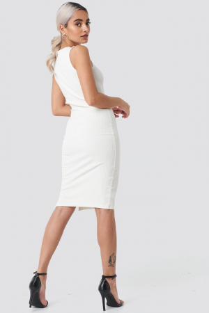 Rochie Ribbed Jersey [1]