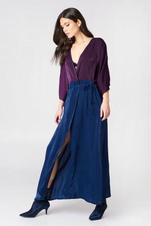 Rochie Satin Coat [2]