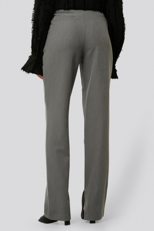 Pantaloni Side Slit Suit2