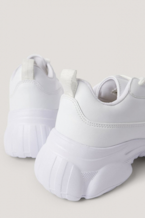 Sneakers Slim Graphic Sole Trainers [2]