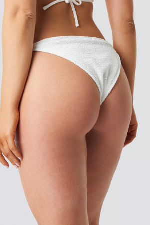 Slip De Baie Smocked Triangle Panty [2]