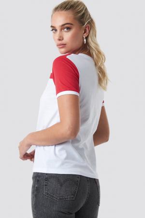 Tricou Stripe Ringer [1]