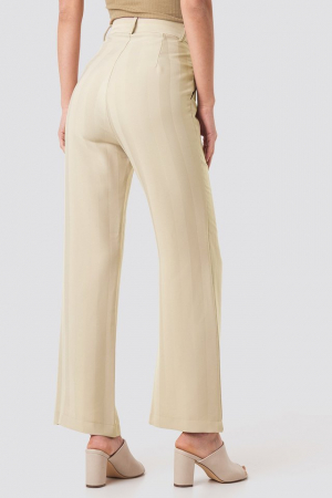 Pantaloni Striped Wide [2]