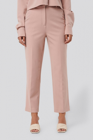 Pantaloni Tailored Cropped Suit2