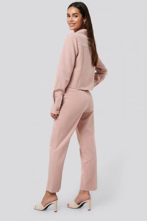Pantaloni Tailored Cropped Suit1