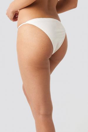 Slip De Baie Thin Strap Ribbed Panty1