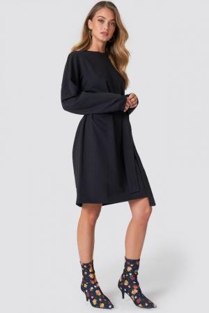 Rochie Tied Waist Oversize Dress [0]