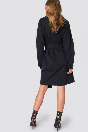Rochie Tied Waist Oversize Dress [2]