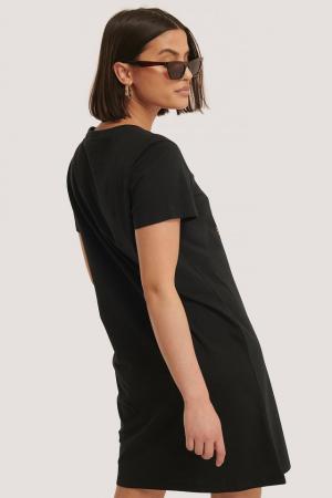 Tricou Tiger Print T-shirt Dress [1]