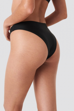 Slip De Baie V Waist Bikini Bottom1