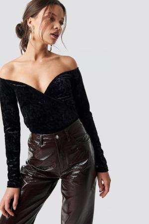 Bluza Velvet Off Shoulder Top0
