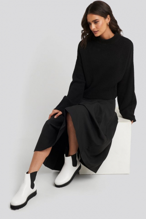 Ghete  Warm Lined Chelsea Boots [5]