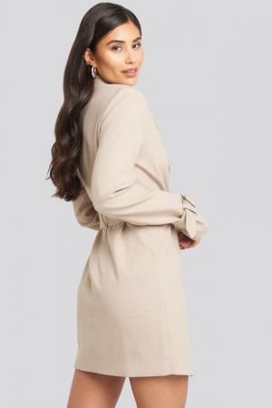 Rochie Sacou Wide Belted [1]