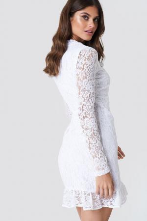 Rochie Wrap Front Lace [2]