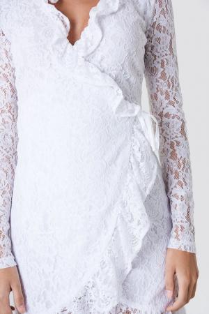 Rochie Wrap Front Lace [1]