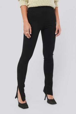 Pantaloni Zip Detail Long Jersey [2]