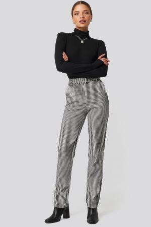 Pantaloni Checked [0]