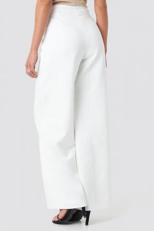 Pantaloni Wide Leg Pants [2]