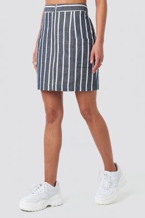 Fusta Zipped Skirt1