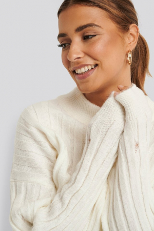 Rochie Oversized Tie Knitted [3]