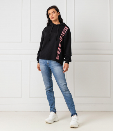 Hoodie trouble maker  Oversize fit0