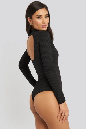 Open Back Ribbed Body2