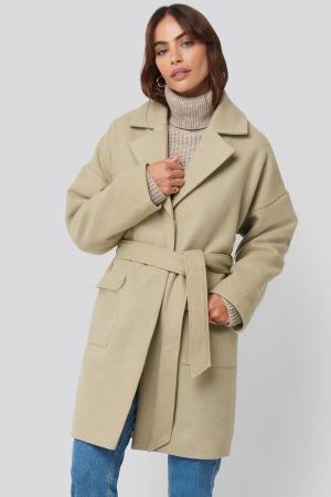 Oversized Midi Coat1