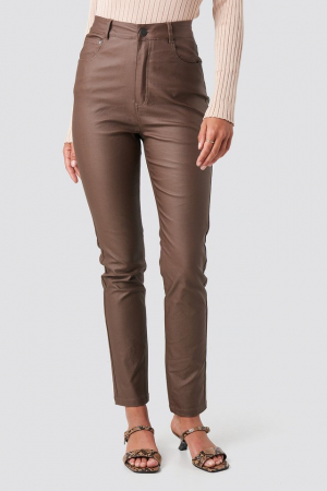 Pantaloni Coated Cotton [1]