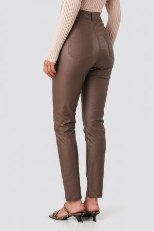Pantaloni Coated Cotton [2]