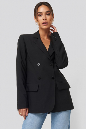 Sacou Double Button Blazer0